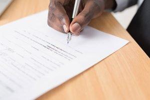 Divorcio y contrato de alquiler