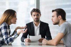 Cláusula de mediación en convenio regulador de divorcio